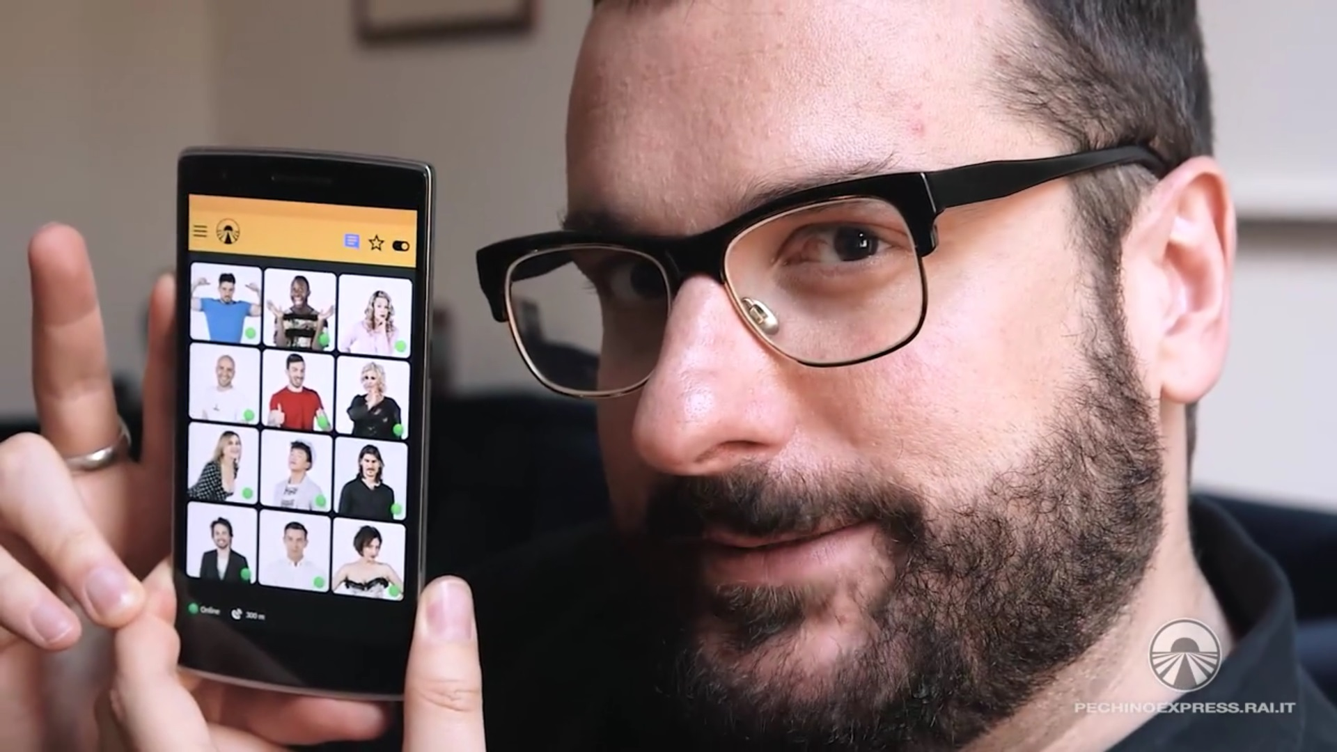 app dating pechino express 5: Costantino della gherardesca